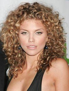 Medium Curly Hair Cuts