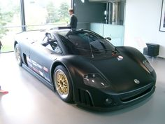 Volkswagen W12 Nardò Concept 24 Hour World Record