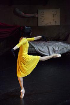 Alessandra Ferri Le jeune homme et la mort - Roland Petit Firenze 2015