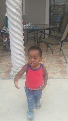 My small boy