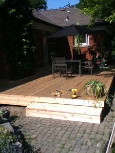 Beau Deck Design Idea