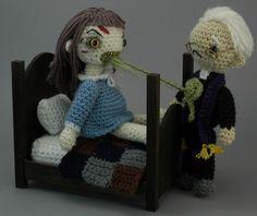 Croshame realiza con ganchillo este tipo de muñecos