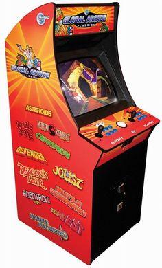 video arcade games