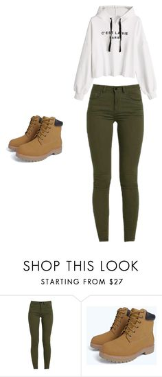 """""""School outfit #12"""" by thisisnotjs on Polyvore"""