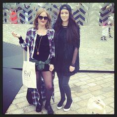 #streetstyles #lfw #lfwend #londonfashionweekend #somersethouse #lotd #instagood #instadaily #fashion