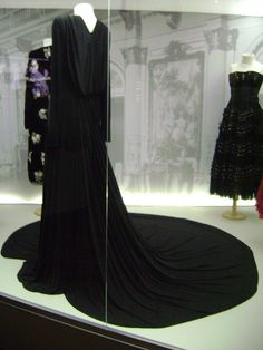 Eva Peron Dress