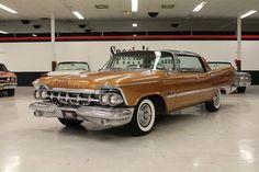 1959 Chrysler Imperial Crown 4 Door Hardtop