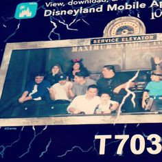That one time I saw my life flash before my eyes at the Tower of Terror #disneyland #californiaadventurepark #themepark #bigfall #towerofterror #scaried #TheBigDeal #CrossMcNeil #thechamp by thexros