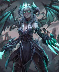 Shyvana League Of Legends, League Of Legends Game, League Of Legends Characters, Fantasy Demon, Fantasy Warrior, Dark Fantasy Art, Fantasy Character Design, Character Inspiration, Character Art