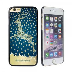 Christmas Santa Elk for Iphone 6 6s 4S 5S SE,Iphone 6 Plus,Iphone 7 Case,Christmas Gift,Iphone 7 Plus,Samsung Galaxy S6 S5 S4 S3 S7,Christmas Case Samsung Galaxy Note 6 5 4,S6 Active,S6 Edge,Galaxy S6 Edge Plus,Galaxy S7 Edge,S7 Plus,Galaxy S7 Active - Christmas Gift