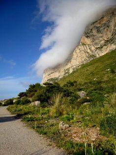 rezervace Capo Gallo