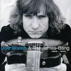Best of Joe Walsh & the James Gang 1969  1974 [New CD]