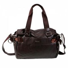 Shoulder Messenger    Bag Brown    This bag is made of PU Leather material and can be used as a handbag, shoulder bag or a messenger bag. It carries 6 inner pockets and comes in brown.