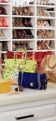 Walk In Closet, Shoe Rack, Walk In Wardrobe Design, Shoe Racks, Closet Wall, Dresser