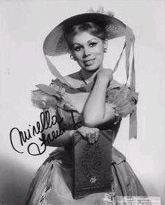 """Soprano Mirella Freni (originally Fregni) was born February 27, 1935 in Modena, Italy. Freni made her operatic debut in Modena as Micaela in CARMEN in 1955. Known for her youthful voice and looks, Freni sang her final stage role - a teenaged Joan of Arc - at age 70. Fun fact: Freni sang """"Un bel di vedrema"""" in a radio competition at age ten and was warned by tenor Beniamino Gigli not to sing until she was older, so gave it up until she was seventeen!"""
