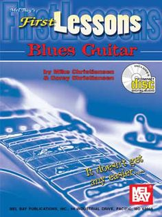 Written for the beginning guitarist who loves the blues, this text will guide any student through the basis of playing guitar by using blues melodies and blues chord progressions. Students will learn