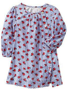Paddington Bear™ for babyGap tulip print dress | Gap