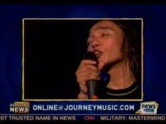 arnel pineda cnn headline news   (NEWS TO ME) 10.4.2008