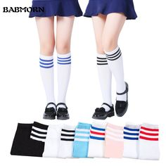 4739e0db678 Knee High Striped Sports  Socks  greatsocks Fun Dress Socks