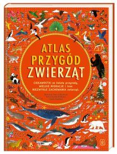 Znalezione obrazy dla zapytania atlas przygód zwierząt