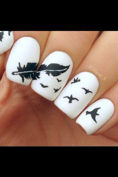 Picture  # 1215  A large collection of manicure ideas (more than 1,200 images)