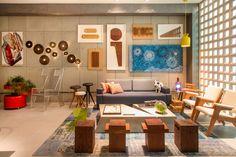 Casa Cor Rio 2014 - estilo industrial