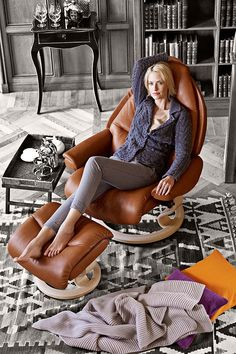 Stressless Voyager | Recliner chairs