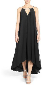 Roxberi Elle Keyhole Maxi Dress | Nordstrom