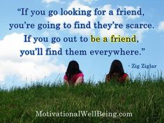 quotes about friendship | The Best Friendship Quotes and Sayings - MotivationalWellBeing