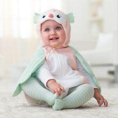 Fleece Little Owl Halloween Costume - what do you think for Maddie? @kweyer7 @rachelw24 @vikki_jones @sandraweyer