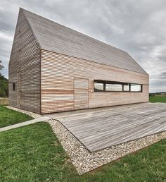 = The Summer House in Austria = Architect Judith Benzer