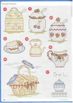 Gallery.ru / Фото #44 - The world of cross stitching 168 + Christmas Card Cuties - tymannost
