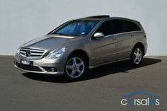 2007 MERCEDES R350 251 MY2008 SUV Cars For Sale in VIC - carsales.com.au