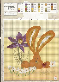 Cross Stitch *♥* Easter