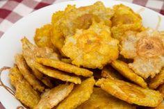 Cómo preparar unos buenos patacones o tostones fritos