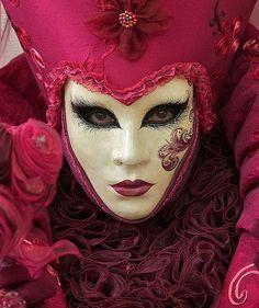 Venetian Mask....