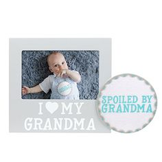 Pearhead I Love Grandma Keepsake Photo Frame and Baby Belly Sticker Gift Set, Gray Infant Activities, Fun Activities, Grey White Nursery, Picture Sharing, Baby Belly, Paper Frames, Grandma Gifts, Baby Wearing, Cute Stickers