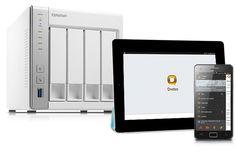 QNAP App Qnotes: Notizen unter Android und iOS vielfältig aufzeichnen und teilen