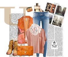 """""""Come mi vestirei a passeggio per NY 11"""" by piccolauby ❤ liked on Polyvore"""