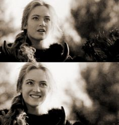 Kate Winslet as Princess Sarah in a Kid in King Arthur's Court. Yes!