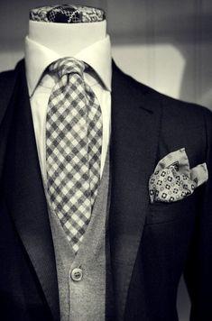 Mens ties #detail