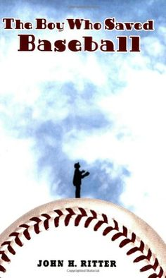 The Boy Who Saved Baseball by John Ritter http://www.amazon.com/dp/0142402869/ref=cm_sw_r_pi_dp_ao1Evb00K4G8A