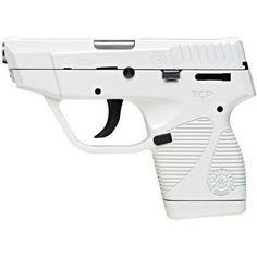 Taurus 738 TCP .380 ACP White