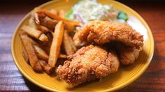 Chef Chris Gawronski on the best way to make fish and chips in your own kitchen.
