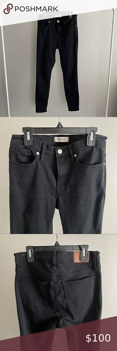 """9"""" High Rise Skinny Madewell Jeans Size 28 Madewell Jeans High Rise High Jeans, Madewell, Jeans Size, Skinny, Closet, Lean Body, Thin Skinny, Closets, Cabinet"""