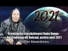 Previziunile Clarvazatoarei Baba Vanga - Nostradamus De Balcani, Pentru Anul 2021 - YouTube Baba Vanga, Youtube, Youtubers, Youtube Movies
