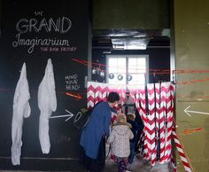 HOT: The Grand Imaginarium by Kids Own Publishing, Abbotsford Convent, 1 Helier St, Abbotsford http://tothotornot.com/2017/01/kids-own-publishing/