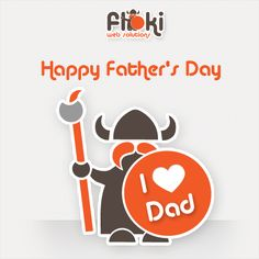 Happy father's day :)