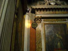 Humilitas (Borromeo) - Cappella Borromeo. Transetto sinistro della Chiesa di San Marco, piazza San Marco, Milano. Particolare di un ornamento.