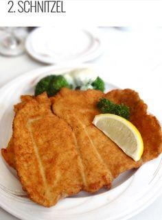 Schnitzel German food